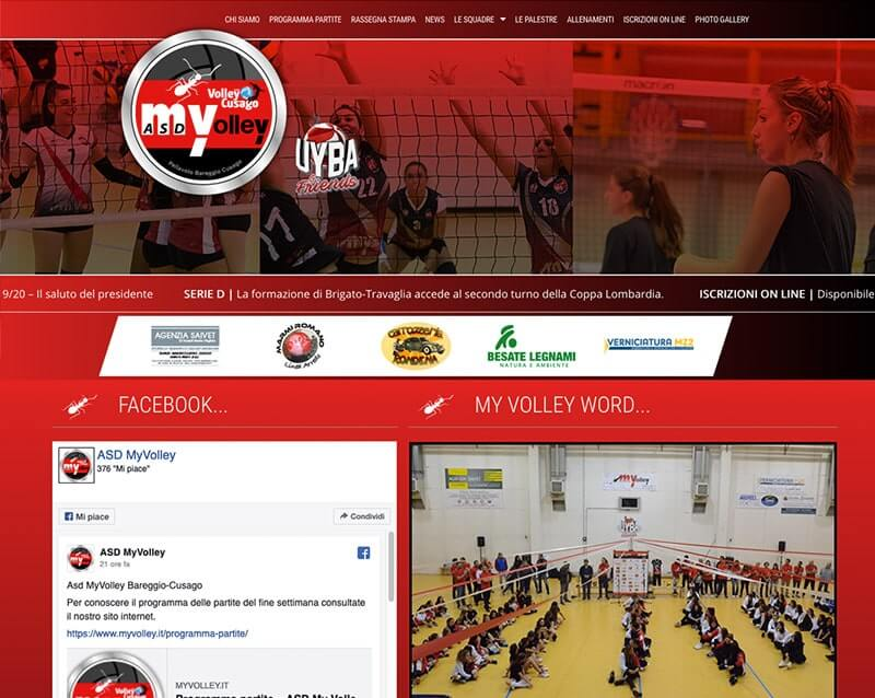 Read more about the article ASD My Volley