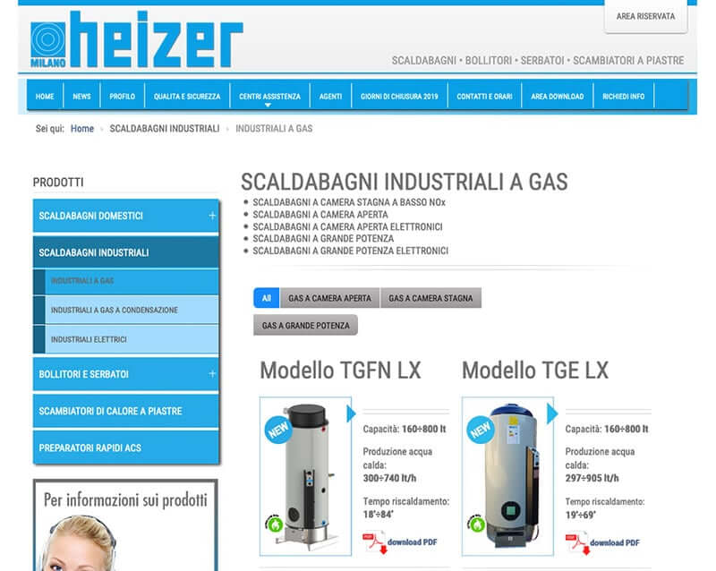 Read more about the article Heizer srl