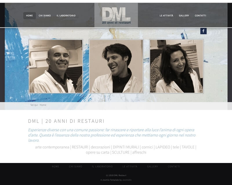 Read more about the article DML Restauri