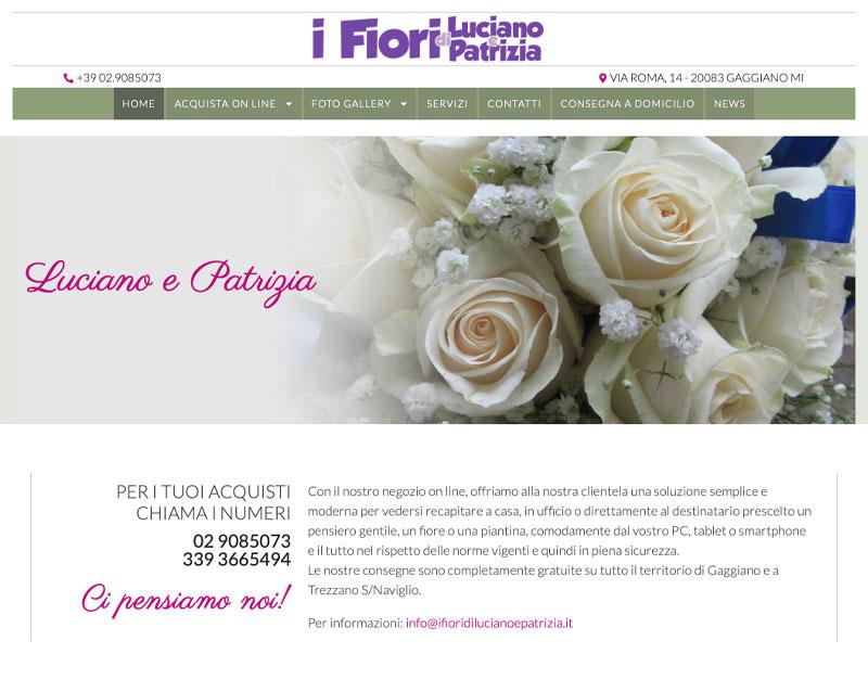 Read more about the article I fiori di Luciano e Patrizia