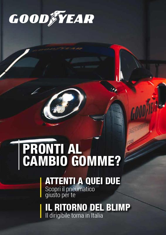 Read more about the article Fullprint | GoodYear Pronti al cambio gomme?